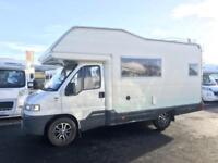 Ci Riviera 4 Berth Motorhome for sale