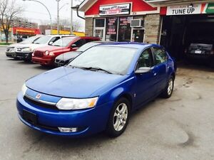 2004 Saturn ION with 145 km