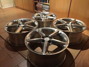 Saturn Sky OEM Polished Aluminum Wheels