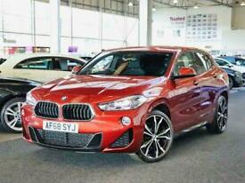 image for 2018 BMW X2 xDrive 20d M Sport 5dr Step Auto Hatchback Diesel Automatic