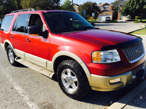 2007 Ford Expedition Eddie Bauer  top-of-the-line no rust