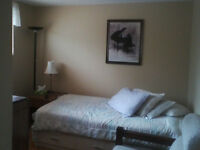 chambre meublees