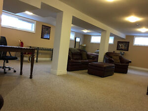 1000 sq. Foot. Open Concept Furnished.