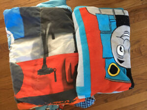 Thomas the Train Comforter & Fleece Blanket
