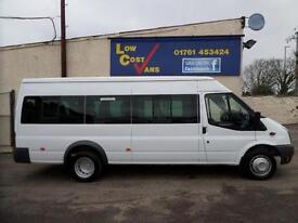 Ford Transit LWB 430 Shr Bus 17 Seat MINIBUS