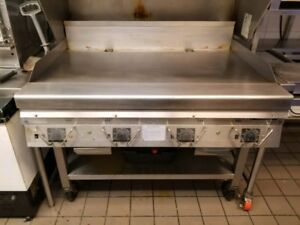 Garland Commercial Gas Grill (4ft)
