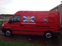 Fully equipped mobile catering van, ( Open to offers )