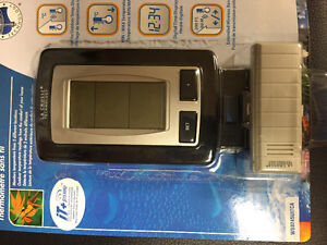 Wireless Thermometer - Indoor and Outdoor 2 locations