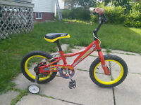 bike for little boy 24""