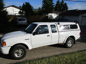 2005 Ford Ranger Edge super cab truck