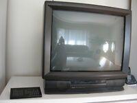 Téléviseur couleur 28 po avec son Surround