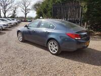 OPEL INSIGNIA SC, 5 Doors Hatchback, Hpi Clear, Part Exchange Poss