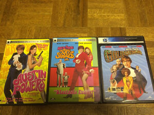 Austin Powers Complete Set Windsor Region Ontario image 1