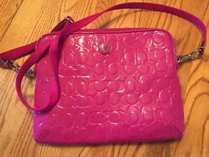 Coach new/gently used