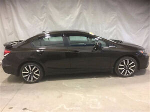 2014 Honda Civic Touring with Warranty FULLY LOADED