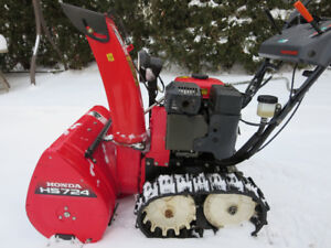 WANTED $$$HONDA SNOWBLOWER$$$