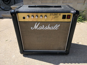 Vintage Marshall | Buy or Sell Used Amps & Pedals in Canada | Kijiji