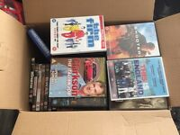 Over 200 Various DVDS For Sale