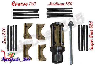 CYLINDER ENGINE HONE KIT - 34 to 60 mm HONING MACHINE + HONING STONES BRAND NEW  (Cylinder Engine Hone Kit)