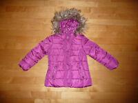 Manteau d'hiver, manteau 3 en 1 et culotte de neige 4 ans