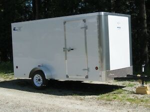 2017 6 x12 SouthLand Royal Lightning series cargo trailer