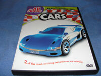 All About Cars DVD
