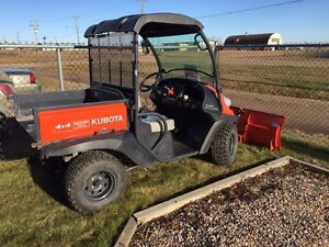 kubota buy or sell used or new atv in canada kijiji classifieds. Black Bedroom Furniture Sets. Home Design Ideas