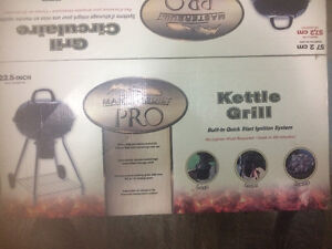 Master Built pro Kettle Grill 22.5 inches