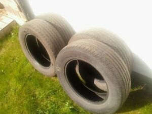 For Sale 4 used 225-65-17 A/S Tires