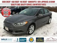 2013 Ford Fusion SE|FWD|Cloth|Cruise Control|Low KM's|Mint Cond