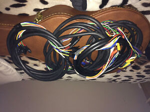 4 SNAKE CABLES 8 CHANNELS / XLR TO RCA West Island Greater Montréal image 1