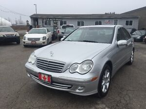 2005 MERCEDES  AWD LIMITED LEATHER SUNROOF CERTIFIED & E-TEST London Ontario image 13