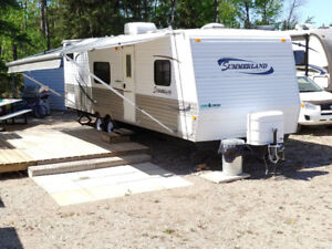 Springdale Summerland 2920 with Jack & Jill bunks