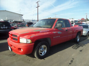 99 Dodge Ram 1500 5.9L Auto 2WD California Truck Parting