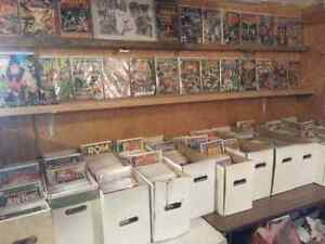 Comic books and collectible toys in Arkona London Ontario image 1