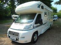 Auto Trail Apache 700, 6 berth U-shaped Lounge Motorhome**DEPOSIT TAKEN**