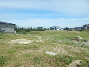 BLACKFALDS, THE PERFECT LOT TO BUILD YOUR DREAM HOME