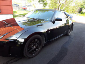 2004 Nissan 350z - Enthusiast - 134k KMS
