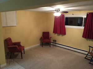 One Bedroom apartment in house