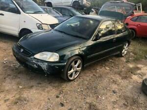 WRECKING 1997 HONDA CIVIC FOR PARTS Willawong Brisbane South West Preview