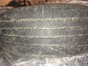 195/65/r15 Michelin defender all season tires set of 4
