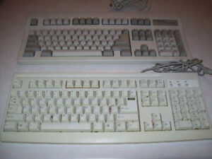 COMPUTER   KEYBOARDS AND  COMPUTER MOUSE