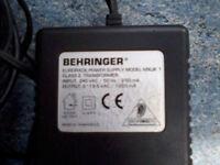 Behringer Eurorack 2642A original power supply