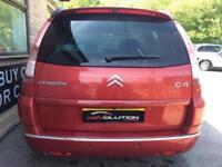 2008 CITROEN C4 GRAND PICASSO EXCLUSIVE 16V EGS MPV PETROL