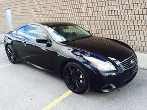 2009 Infiniti G37 S Coupe - Clean carproof
