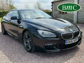 image for 2013 BMW 6 SERIES GRAN COUPE 3.0 640d M Sport Gran Coupe 4dr Saloon Diesel Autom