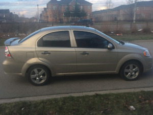 2011 choverlet Aveo **AS IS ONLY**
