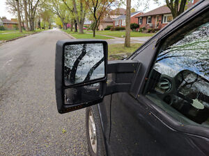 04-08 F150 tow mirrors