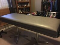 Eyelash extensions table massage table $200