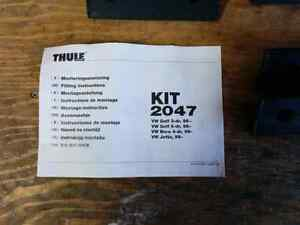 Thule Fit Kit 2047 Oakville / Halton Region Toronto (GTA) image 1